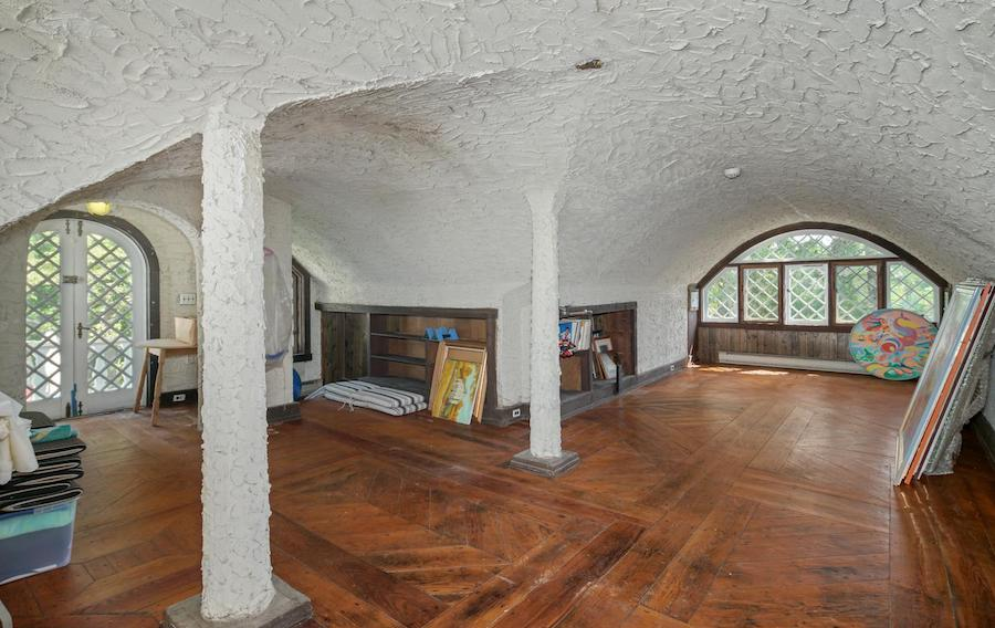 house for sale pine hill capone house ballroom