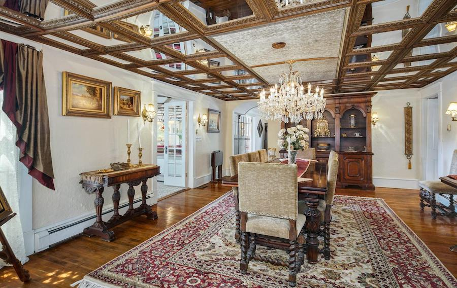 house for sale pine hill capone house dining room