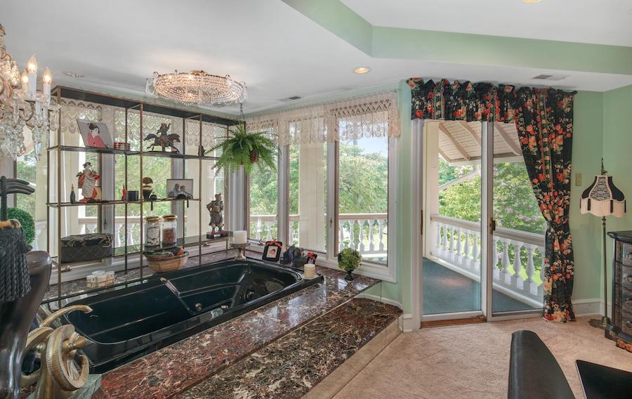 house for sale pine hill capone house master bathroom