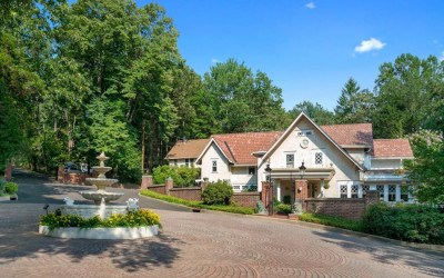 house for sale pine hill capone house exterior front