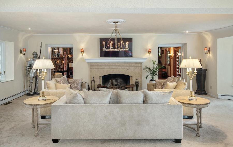 house for sale pine hill capone house living room