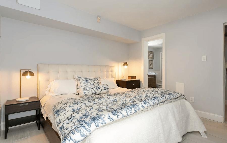 condo for sale society hill ground floor bi-level lower-level bedroom