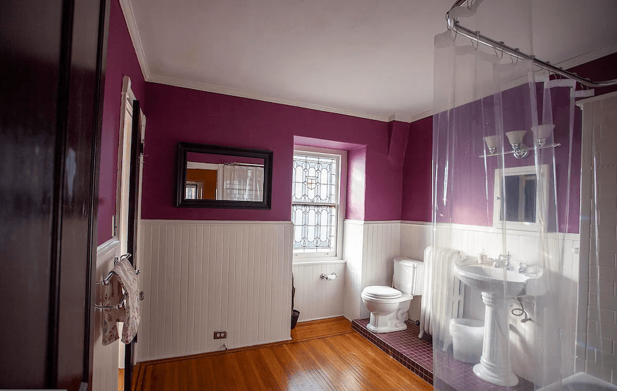 house for sale squirrel hill victorian bathroom
