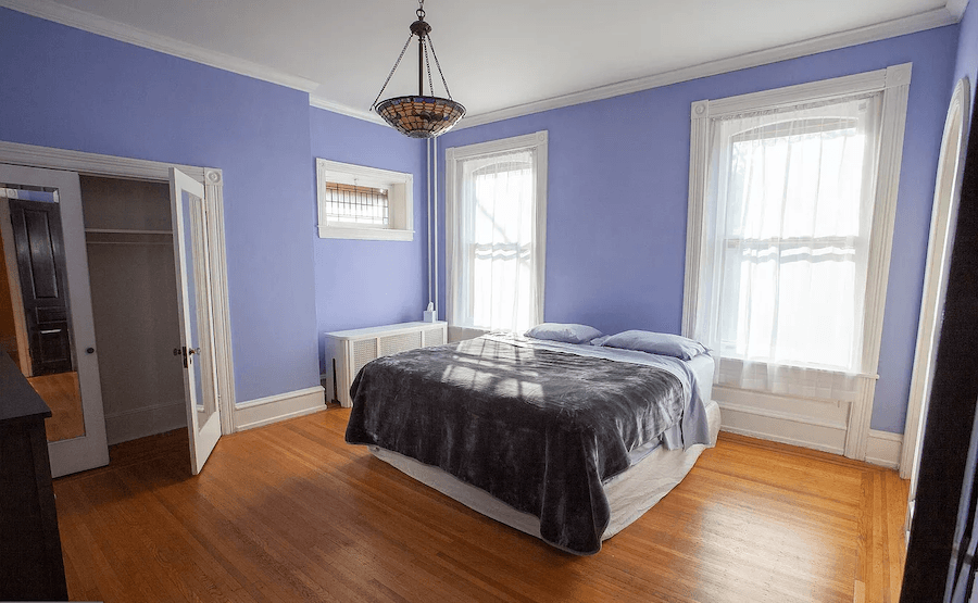 bhouse for sale squirrel hill victorian bedroom