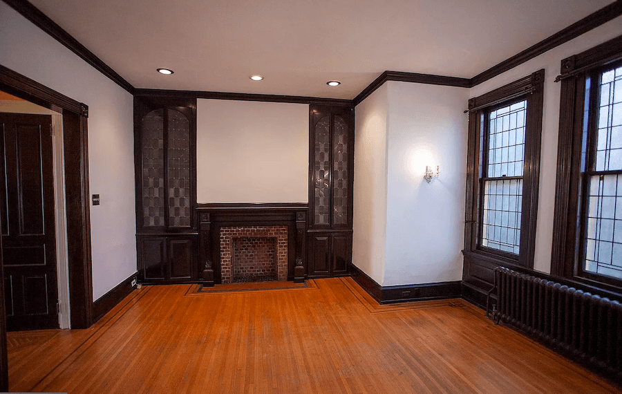 house for sale squirrel hill victorian family room