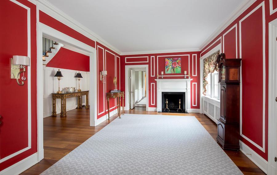 house for sale villanova greystone estate anteroom