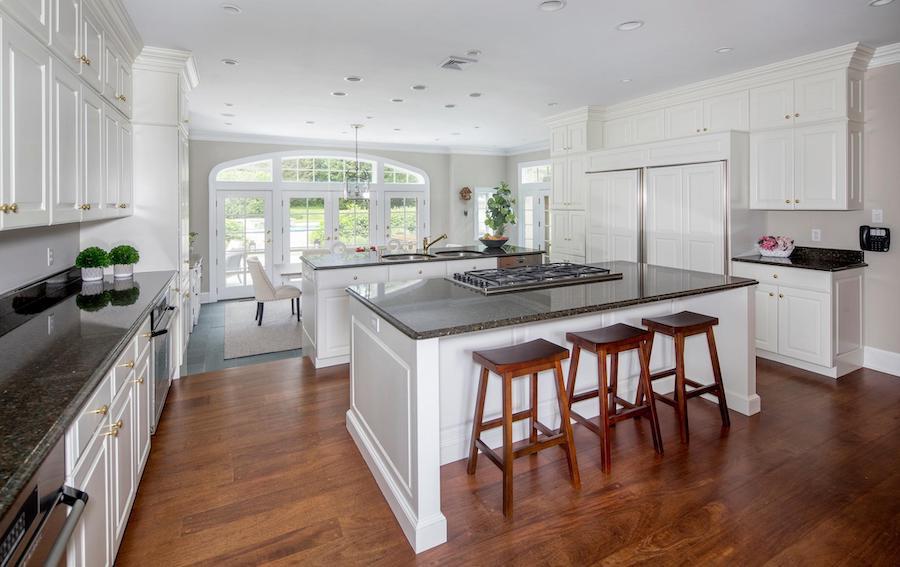house for sale villanova greystone estate kitchen and breakfast room
