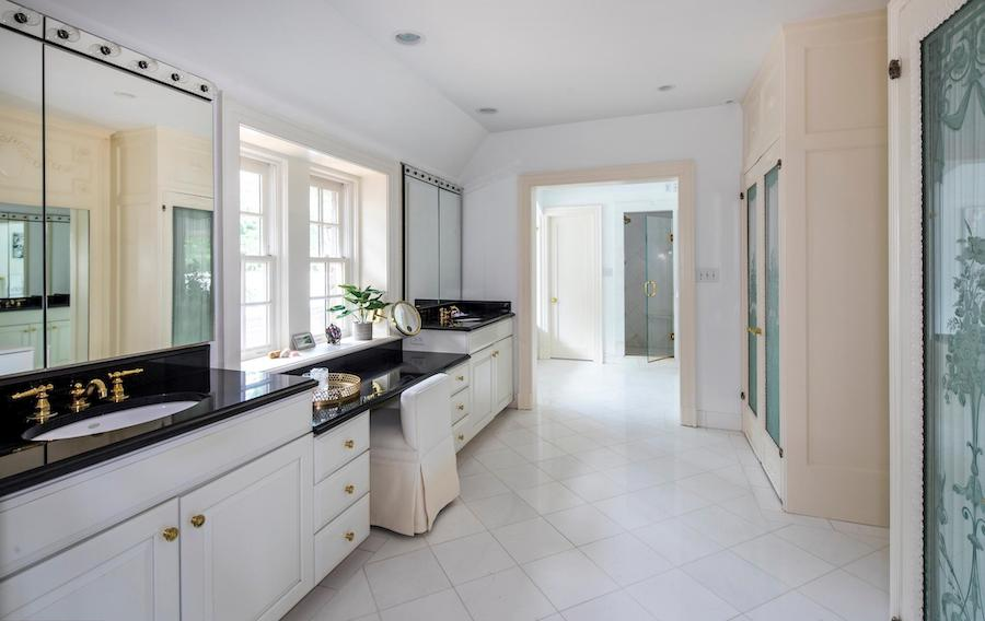 house for sale villanova greystone estate master bathroom