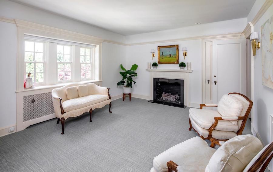 house for sale villanova greystone estate master suite sitting room