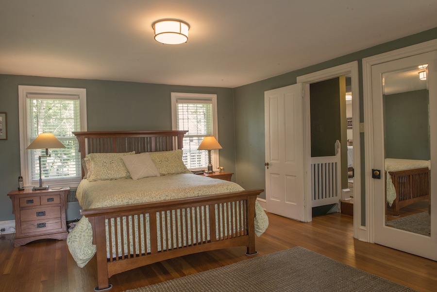 house for sale wallingford smith homestead master bedroom