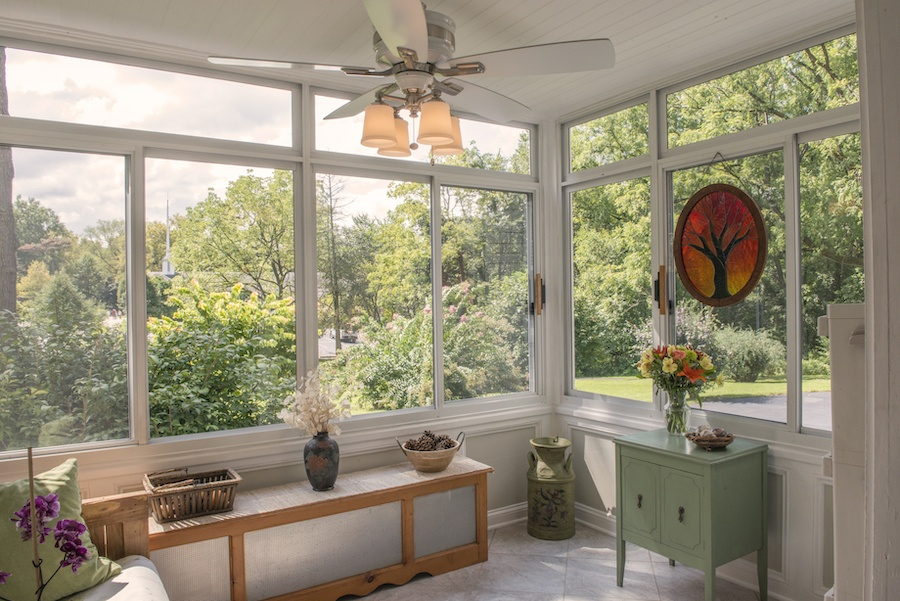 house for sale wallingford smith homestead sunroom