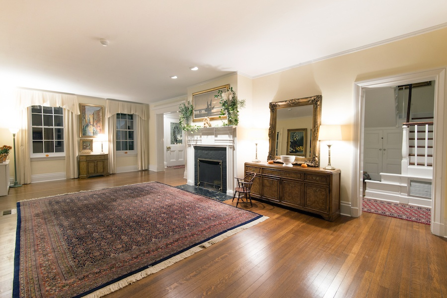 house for sale west chester sharples house formal living room