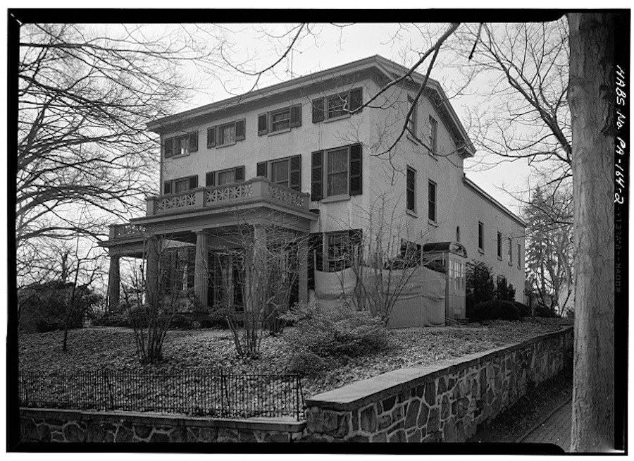 house for sale west chester sharples house 1933 photo