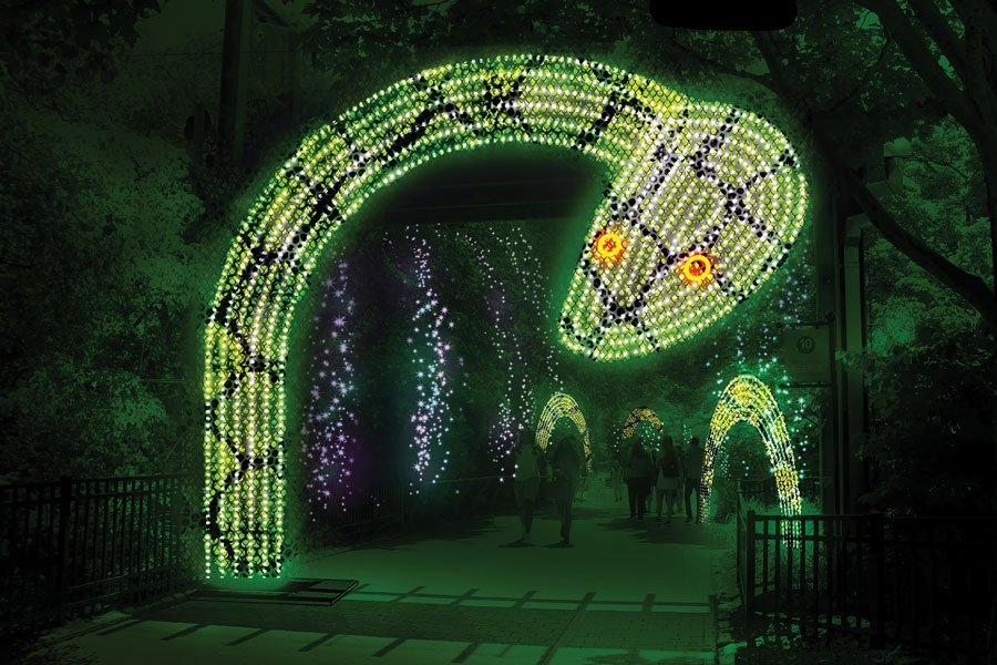 luminature philadelphia zoo