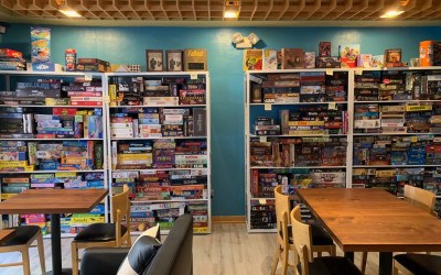 board game cafe philadelphia