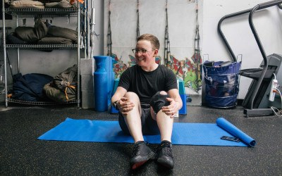 trans fitness instructor