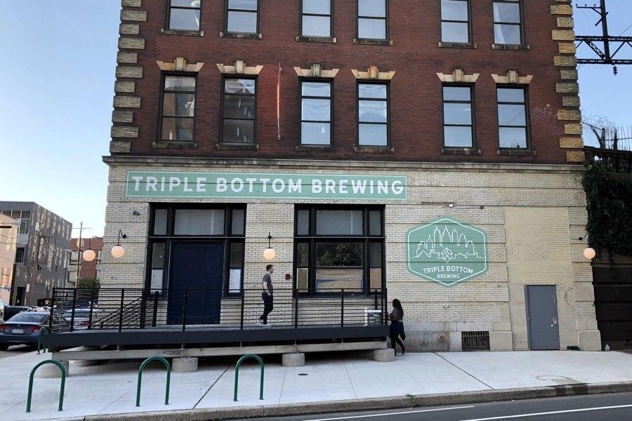 triple bottom brewing beer philadelphia