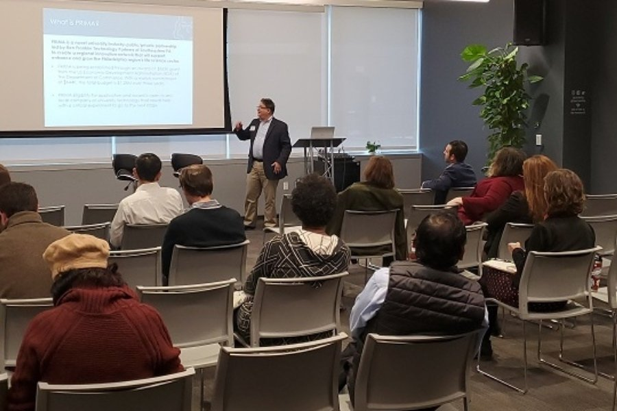 Anthony Green Ben Franklin Tech Partners