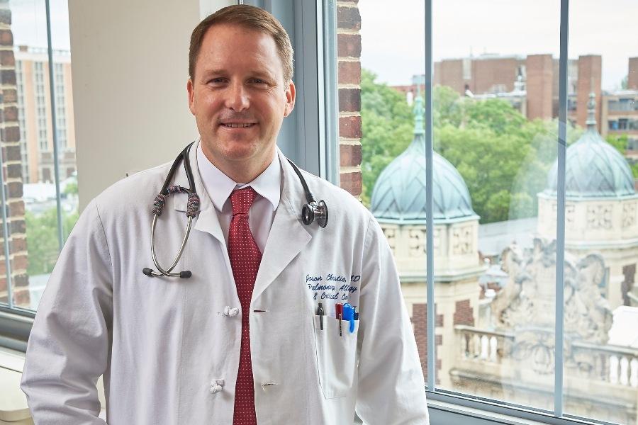 Jason Christie Penn Medicine