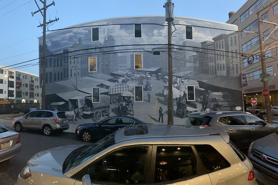 brewerytown neighborhood guide historical mural