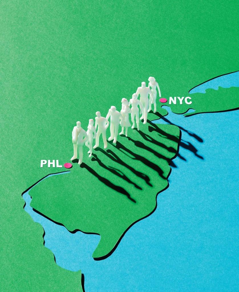 climate change philadelphia