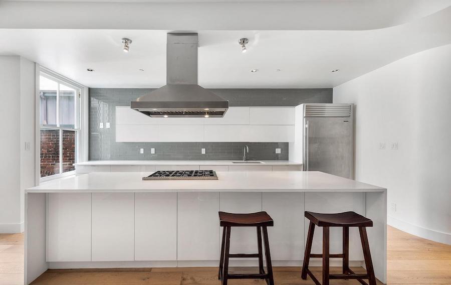 condo for sale rittenhouse modern condo kitchen
