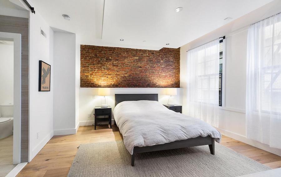 condo for sale rittenhouse modern condo master bedroom