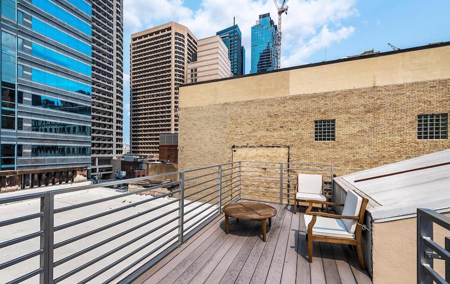 condo for sale rittenhouse modern condo roof deck