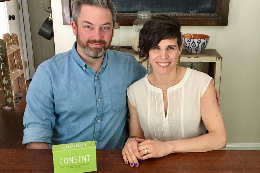 consent card game