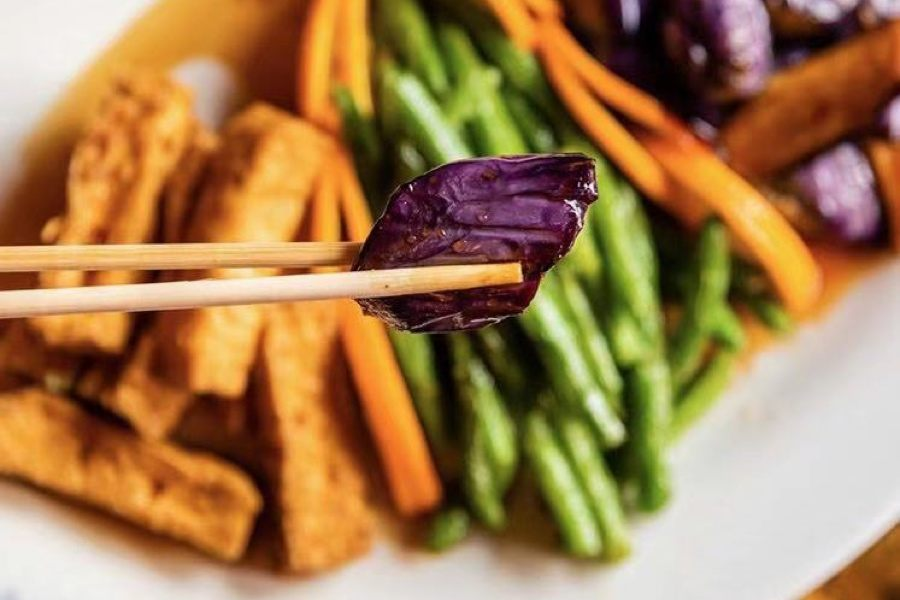 fall vegan restaurant week