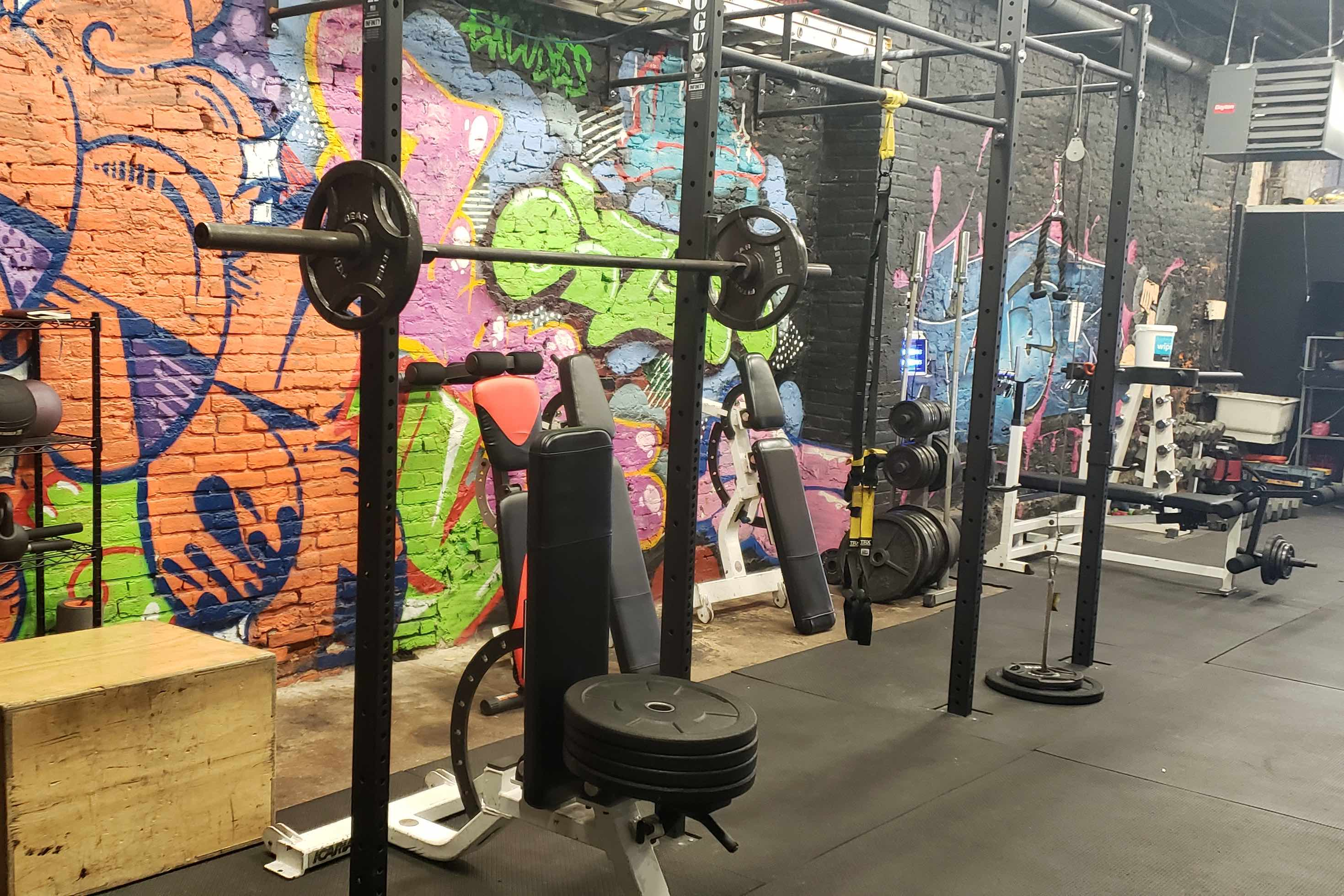 francisville group fitness