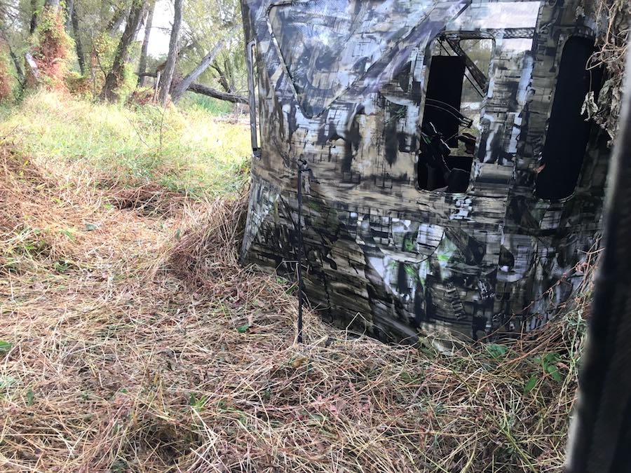 heinz deer hunting blind