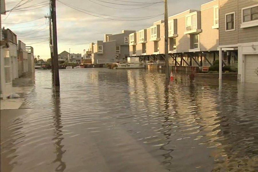 high-tide flooding jersey shore