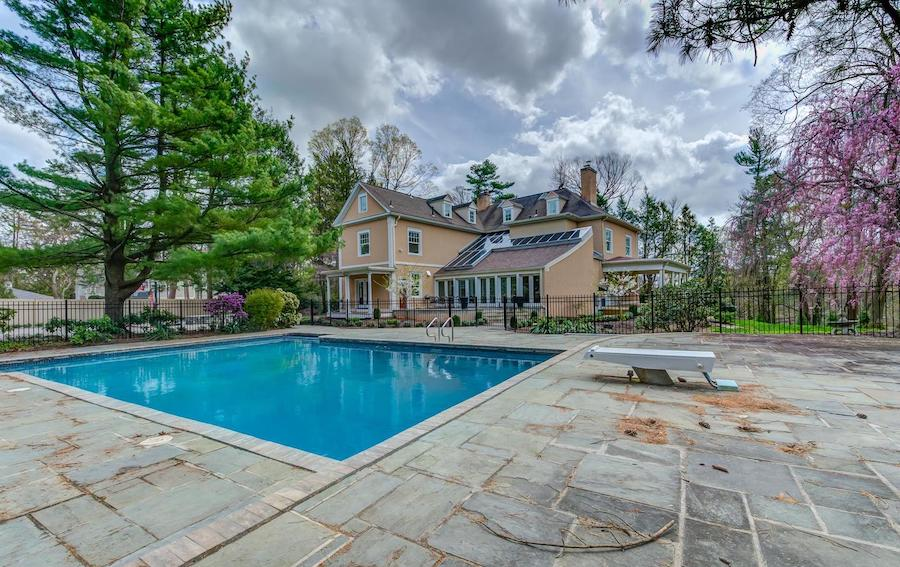 house for sale bryn mawr regency colonial pool