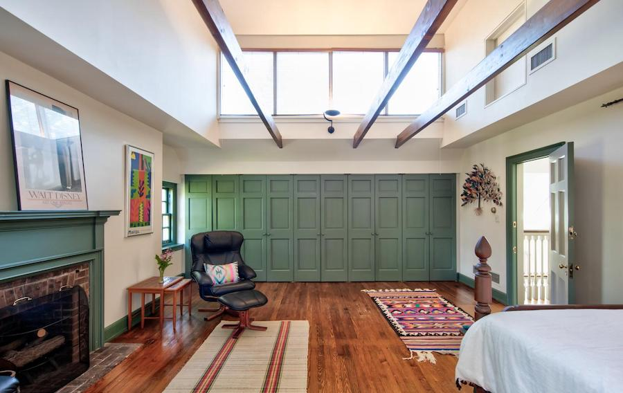 house for sale chestnut hill contemporary colonial third-floor bedroom