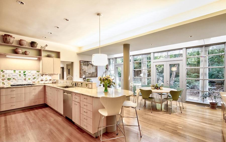 house for sale chestnut hill contemporary colonial kitchen