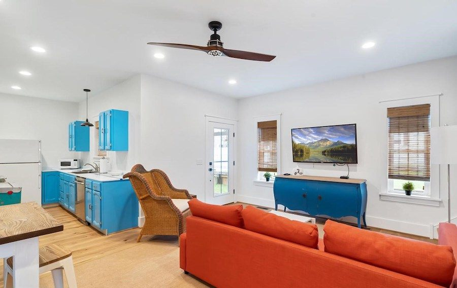 house for sale dewey beach neotraditional estate family room