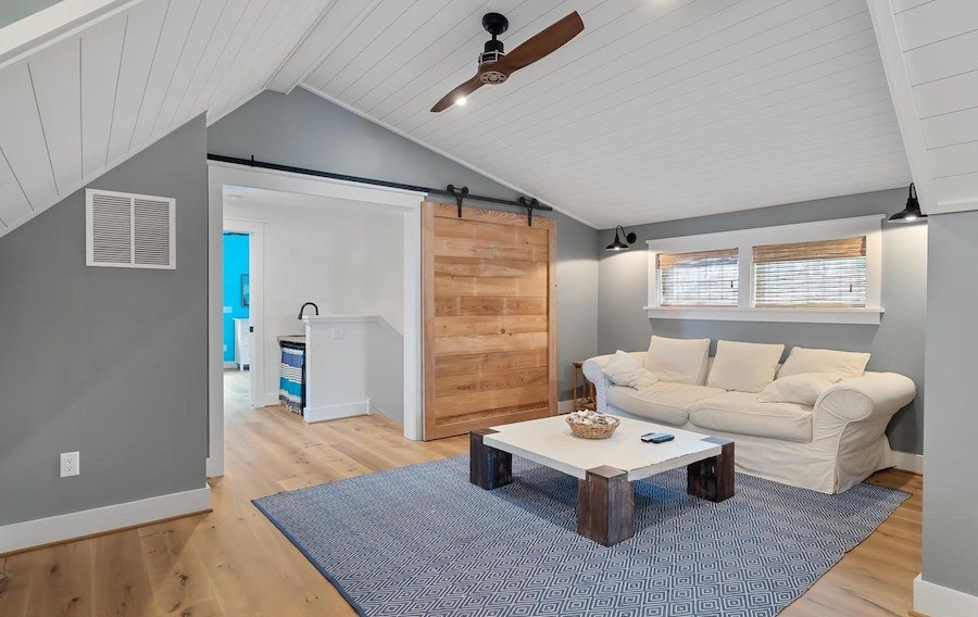 house for sale dewey beach neotraditional estate master suite sitting area