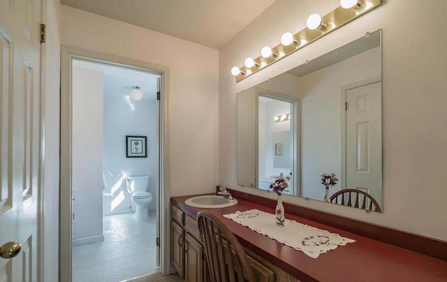 house for sale erwinna hilltop colonial master bath and dressing room
