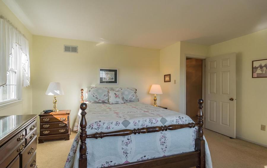 house for sale erwinna hilltop colonial master bedroom