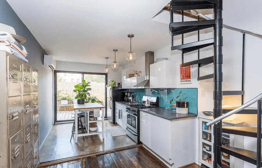 house for sale east kensington contemporary rehab kitchen
