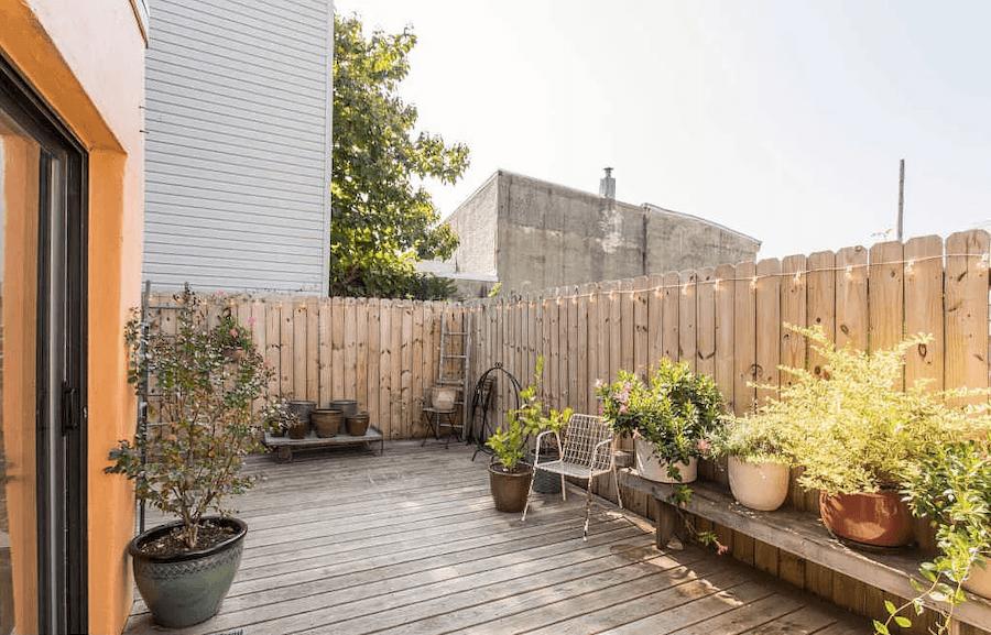 house for sale east kensington contemporary rehab rear patio