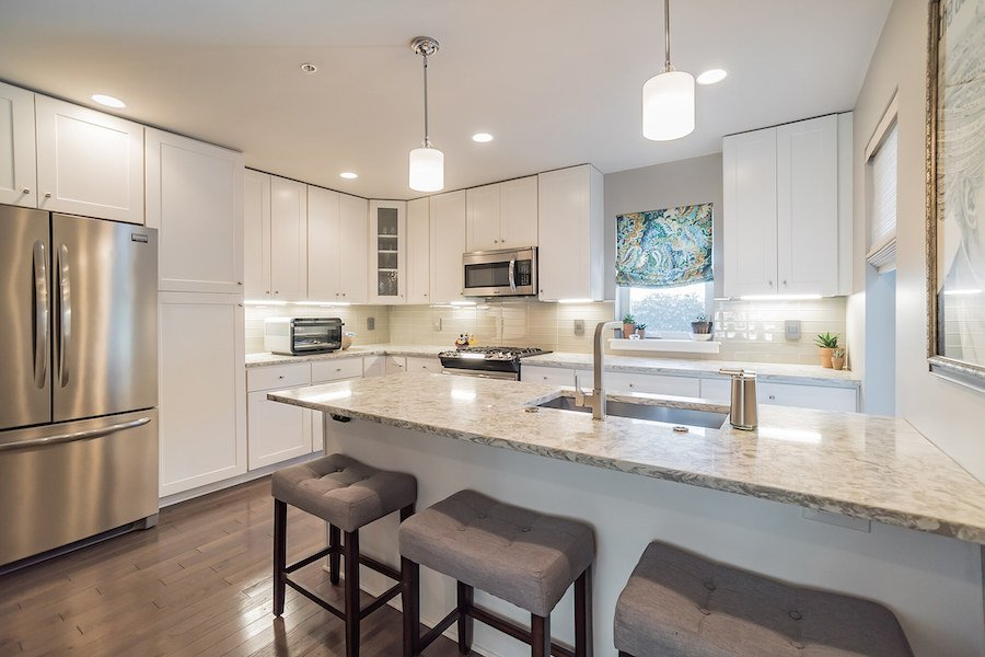 house for sale fishtown young twin kitchen new