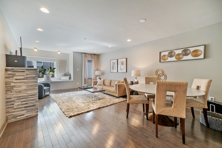 house for sale fishtown young twin main living area new