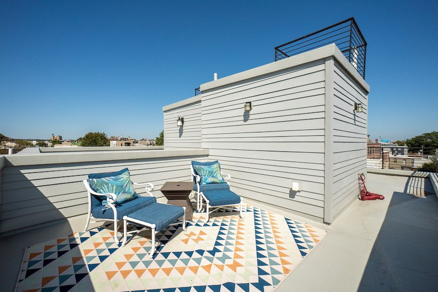 house for sale fishtown young twin roof deck nes