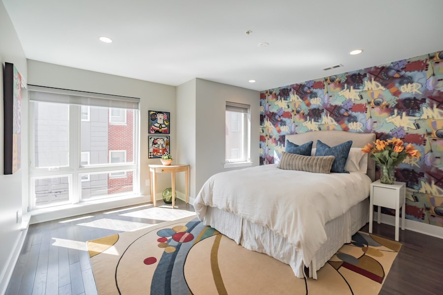 house for sale fishtown young twin second-floor front bedroom old