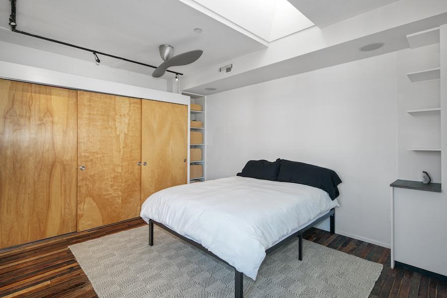 house for sale fishtown onion flats jackhammer master bedroom