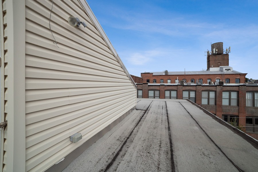 house for sale east kensington rebuilt rowhouse roof