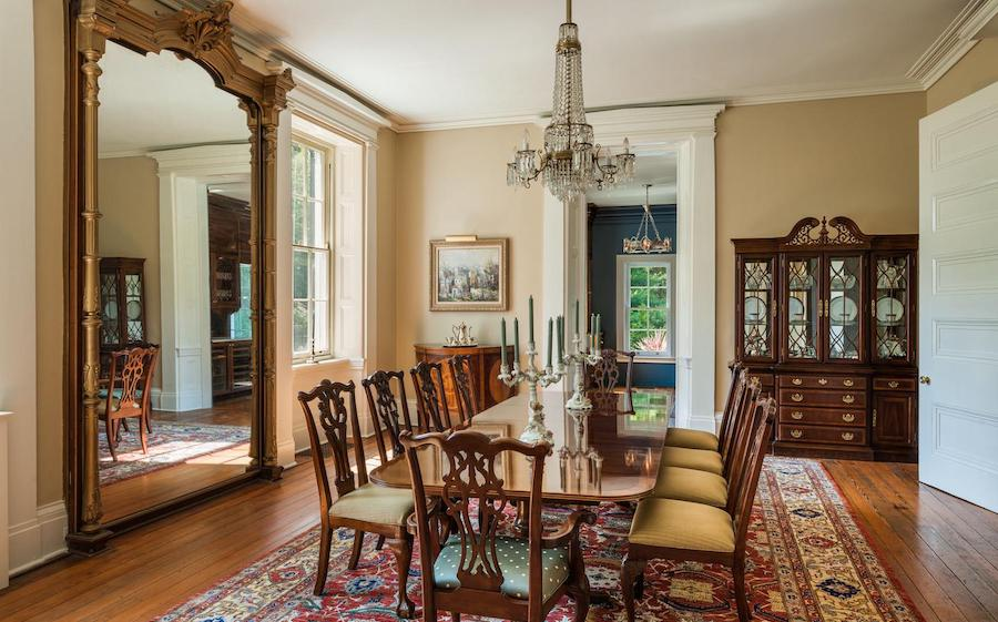house for sale flourtown willow dam dining room