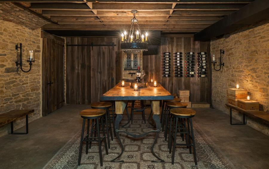 house for sale flourtown willow dam wine cellar